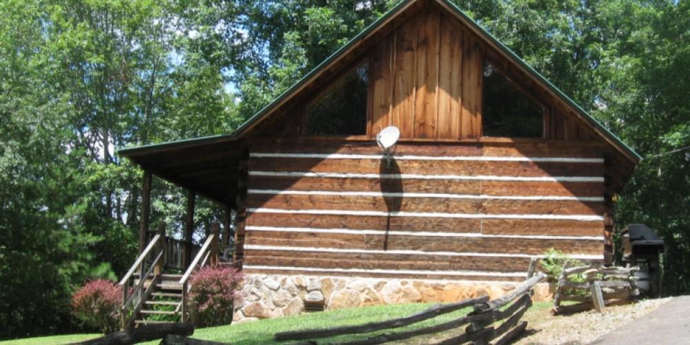 Cabin #1 – Patricia Scott