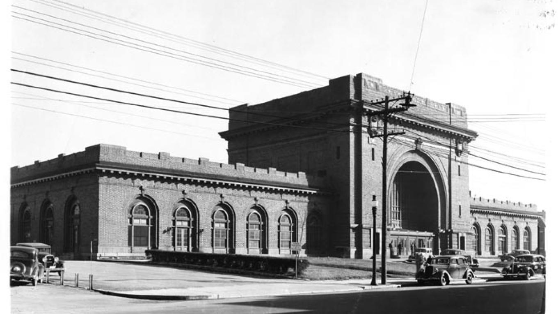 Terminal Station (1934)