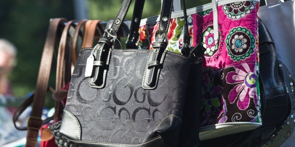 Brand names at yard sale prices – Joyce Davis