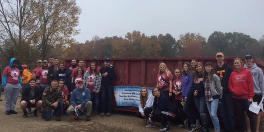 Operation Inasmuch Team at Huff's German Creek Marina – Cherokee Lake Users Group