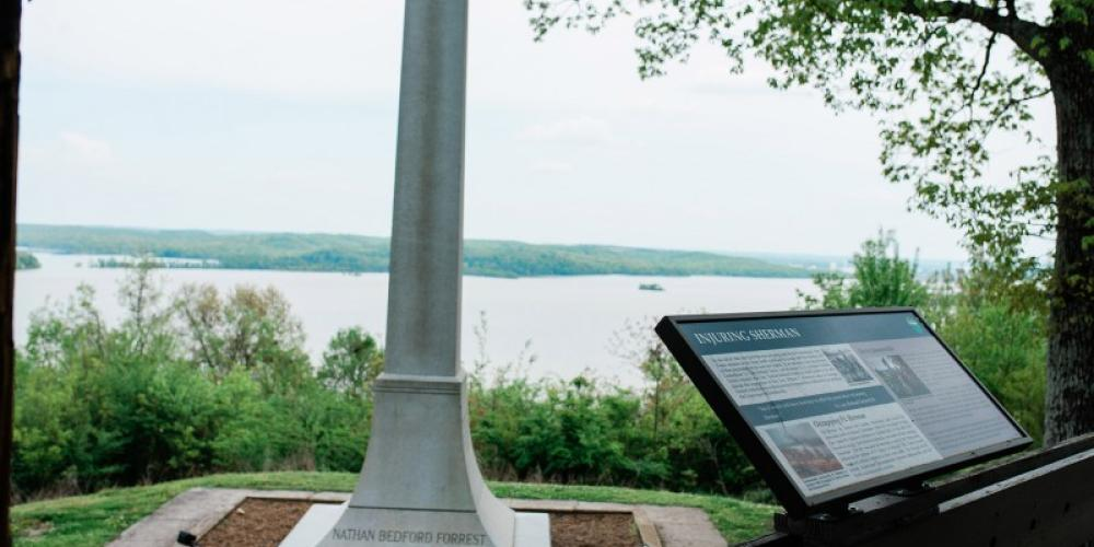 Nathan Bedford Forrest State Park is full of history – Cari Griffith