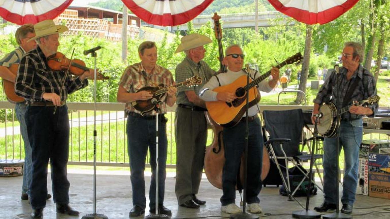 Bluegrass Musicians – Roane County Visitors Bureau