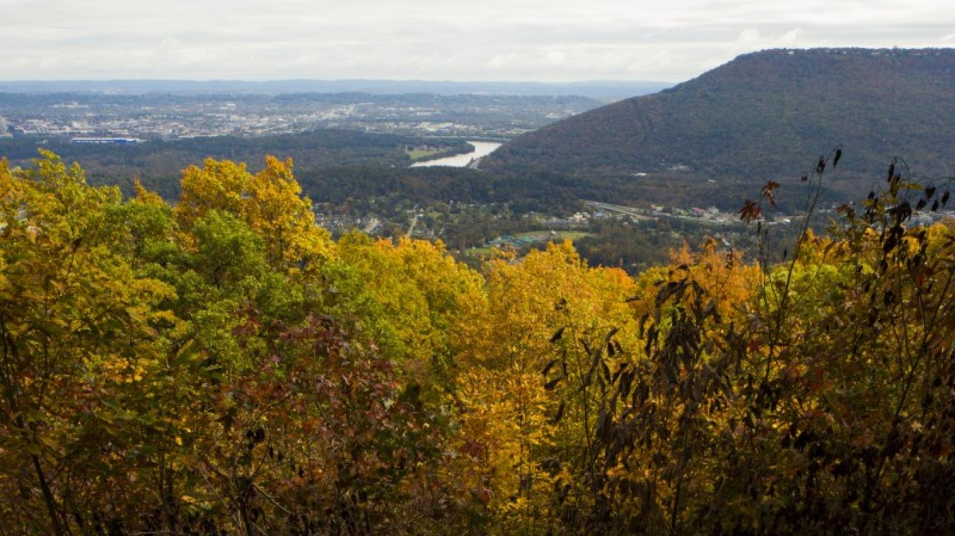 Lookout Mountain – TVA