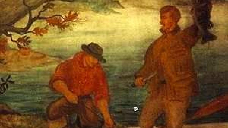 Fishing in Eden – Myers