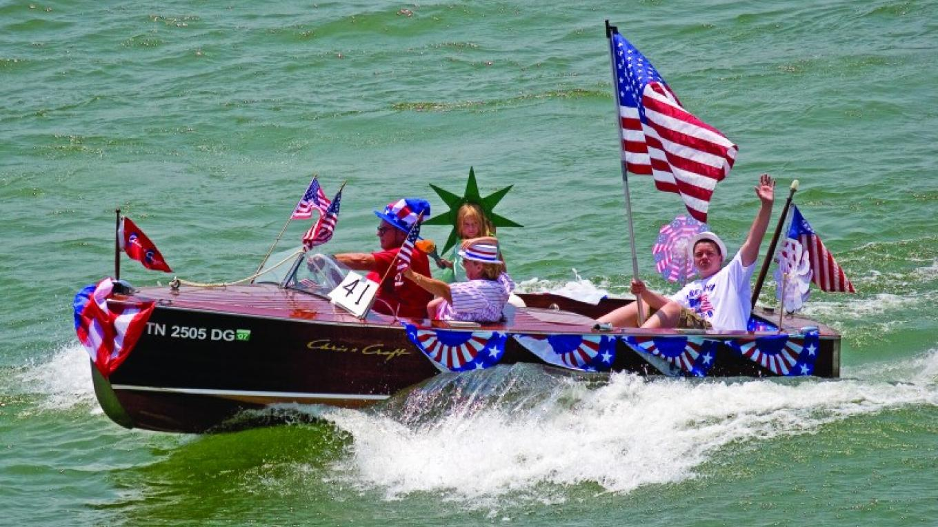 July 4th Boat Parade