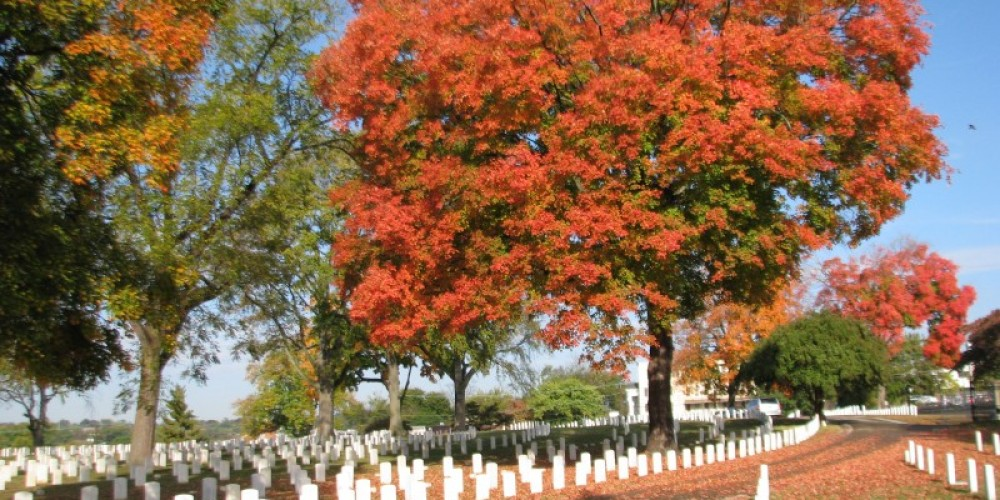 Knoxville National Cemetery  http://www.cem.va.gov/cems/nchp/knoxville.asp – TNdaytrippere