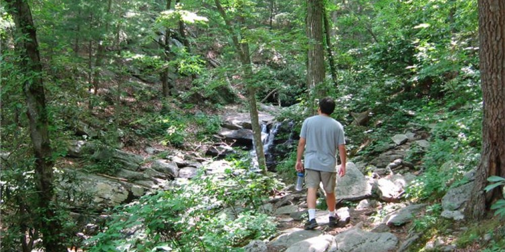 Hiking at Fort Mountain State Park, Chatsworth, GA – GA State Parks - GA Dept. of Natural Resources
