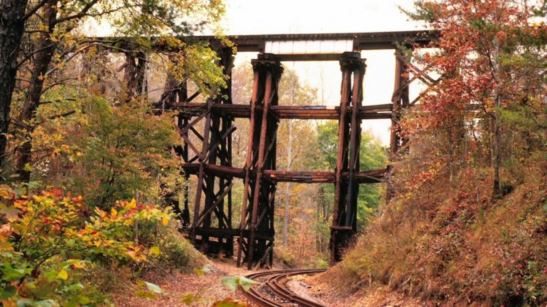 Train Trellis – Jim Caldwell
