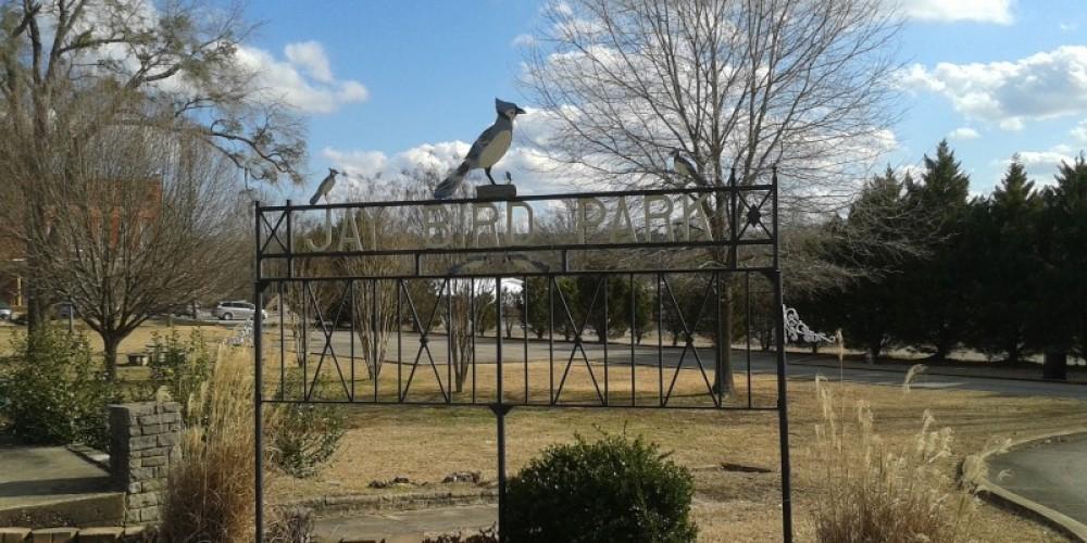 Jaybird Park – James Gibson