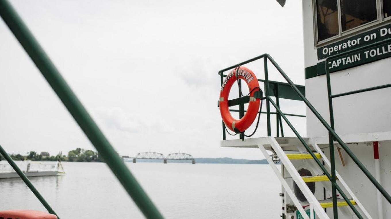 Benton-Houston Ferry – Cari Griffith