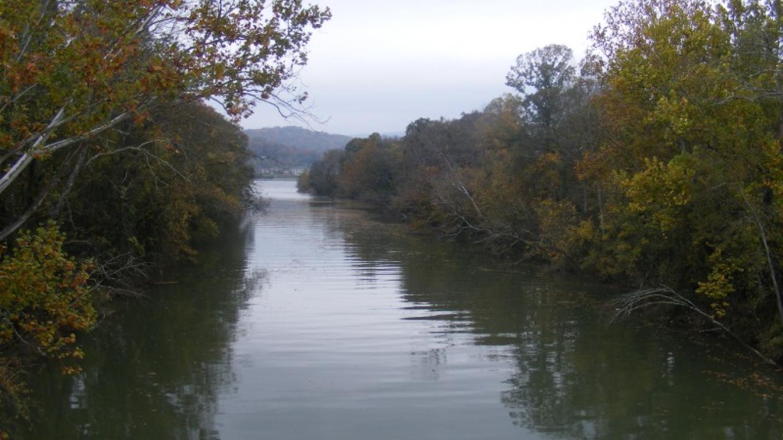 South Chickamauga Creek Scene