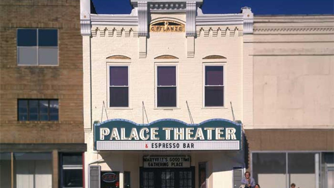 Palace Theater – The Palace Theater