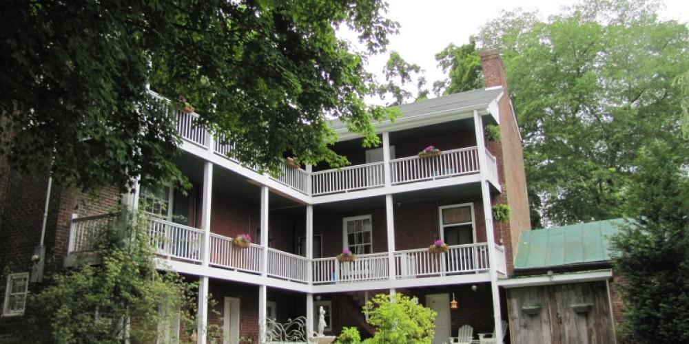 Roper Mansion Gardens & Porches – owner