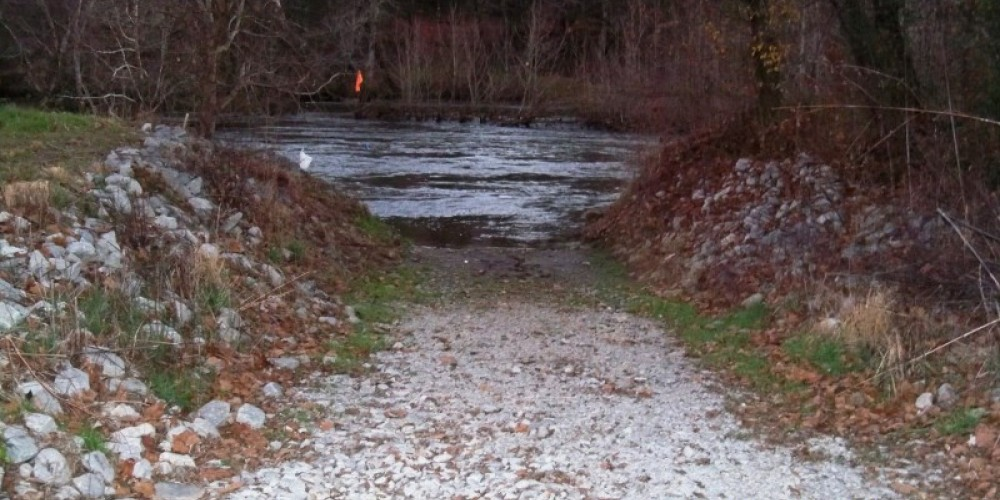 Old Dam Ford access site – TVA