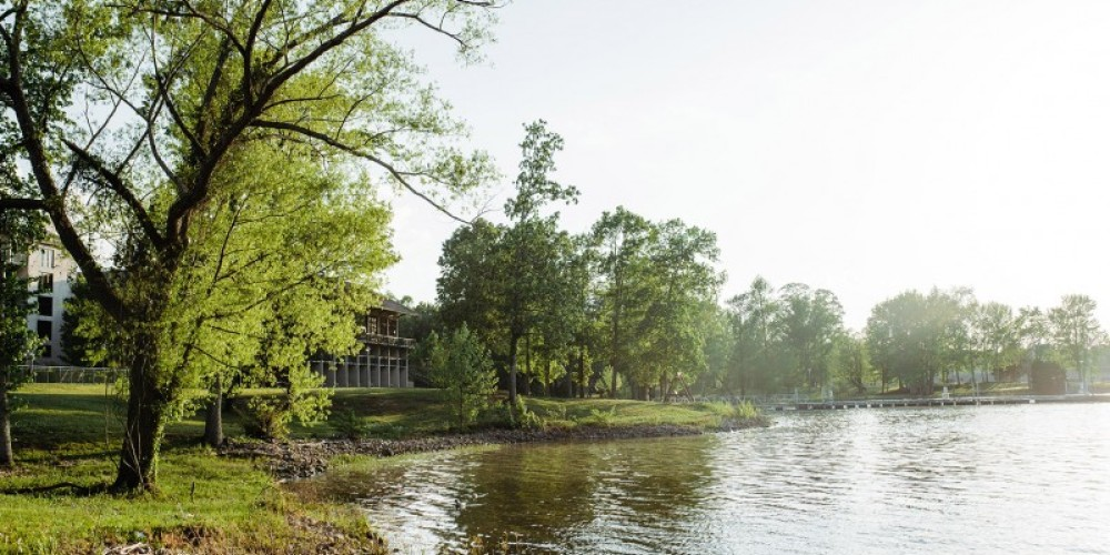 Pickwick Landing State Park offers a modern inn and conference center, restaurant, campground, golf course, hiking trails, picnic areas, and several public beaches for swimming. – Cari Griffith