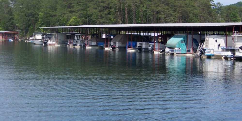 We offer covered slips and open slips for your pontoon, fishing boat or runabouts with and without boat lifts.