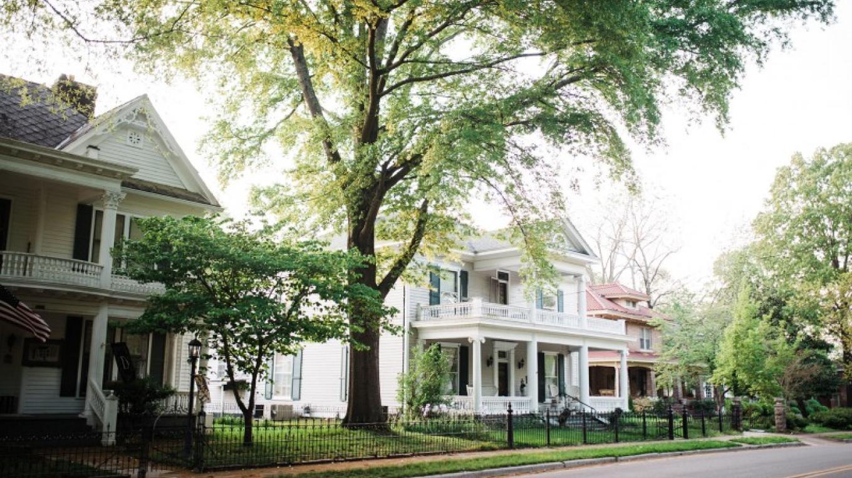 North Poplar Historic District – Cari Griffith