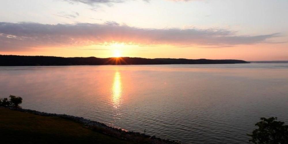 J P Coleman and Pickwick Lake – Courtesy of Tishomingo Tourism