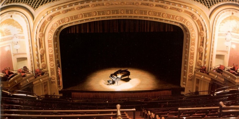 """Tivoli Theatre in Chattanooga, Tennessee--""""The Jewel of the South."""" – City of Chattanooga Dept. of Education, Arts & Culture"""