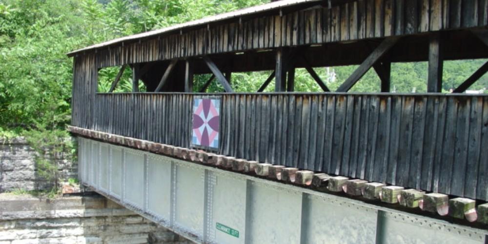 Covered Bridge – Steve Roark