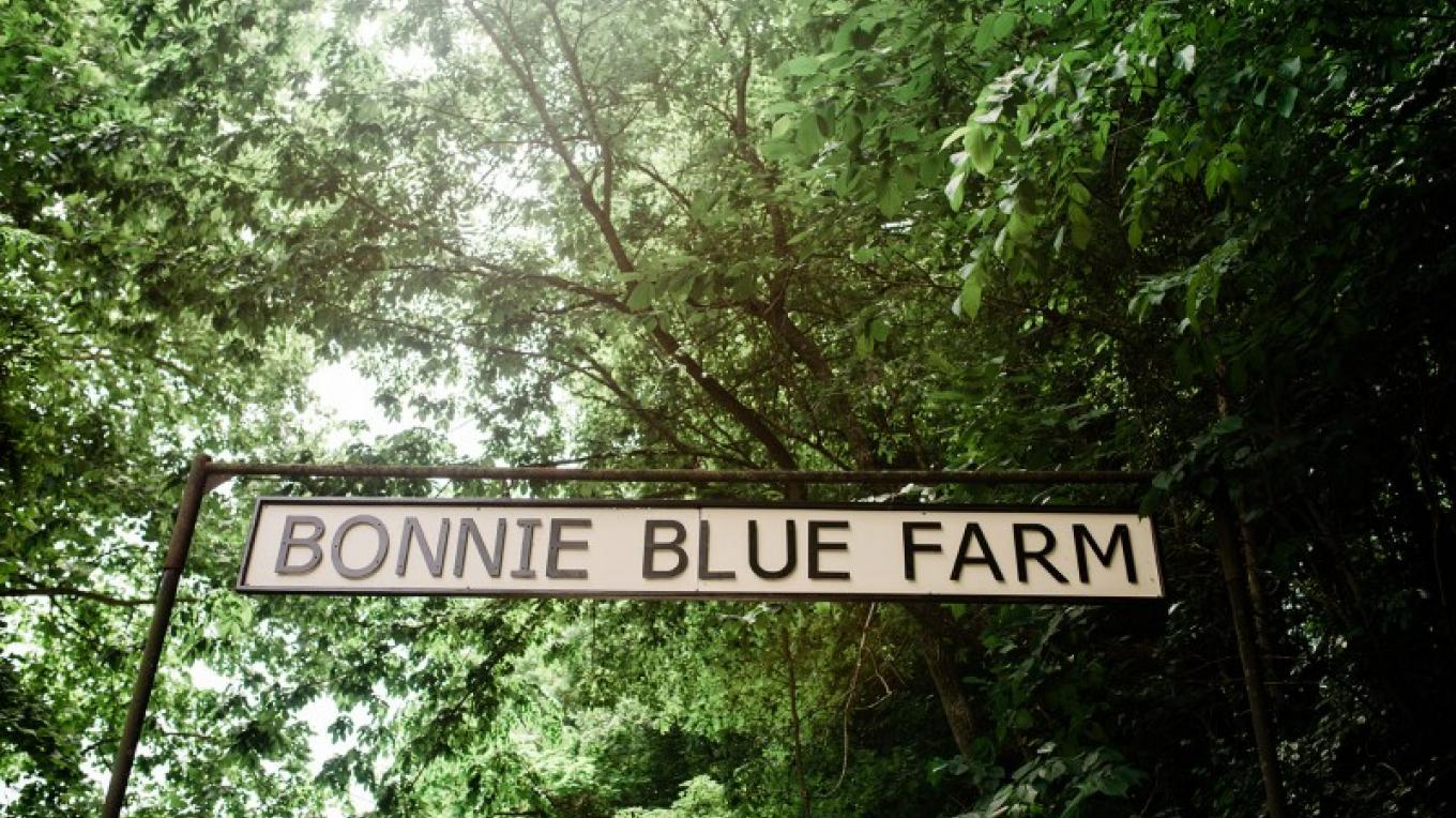 Bonnie Blue Farm – Cari Griffith