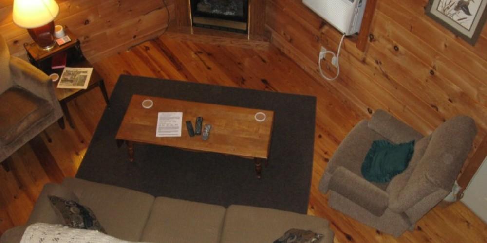 Living Room Cabin #4 – Patricia Scott
