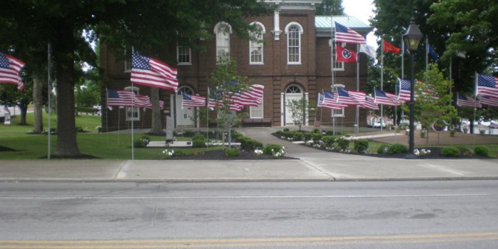 Loudon Courthouse – Clay Pangle