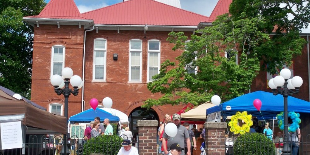 2016 TNMLF Court Square, Wartburg, TN – Sumer Newport