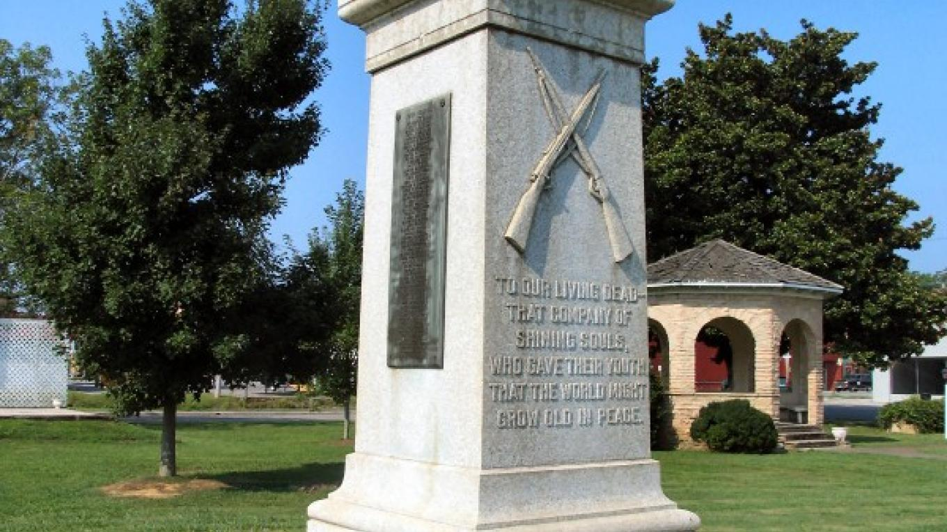 World War I Monument – Durant Tullock