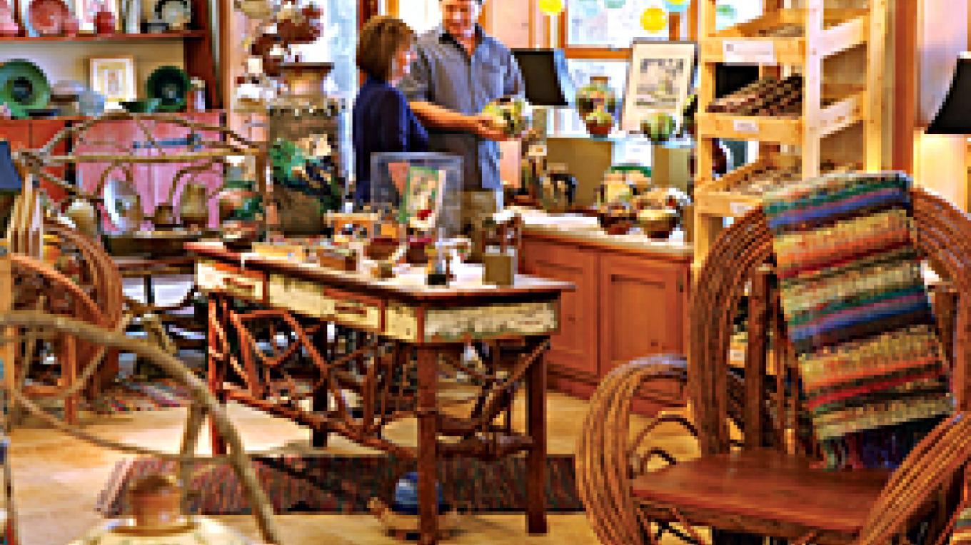 Campus Craft Shop – File from John C Campbell Folk School