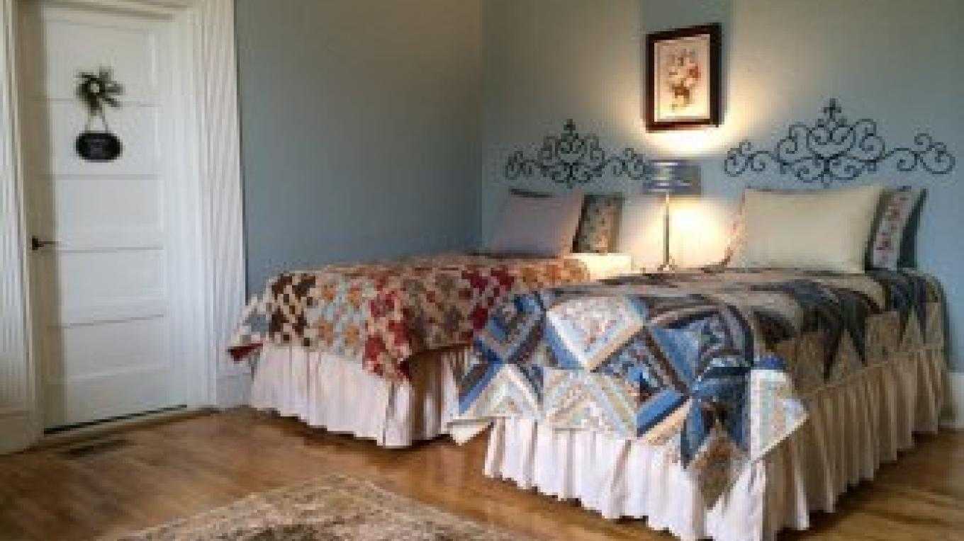 Whistlestop Quilt Retreat