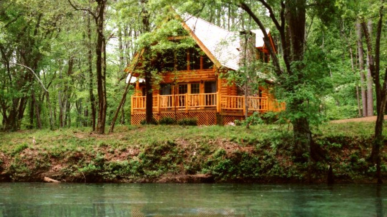 Ocoee House cabin