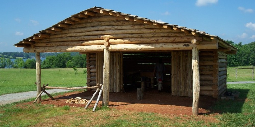 1809 Cherokee Blacksmith Shop – museum