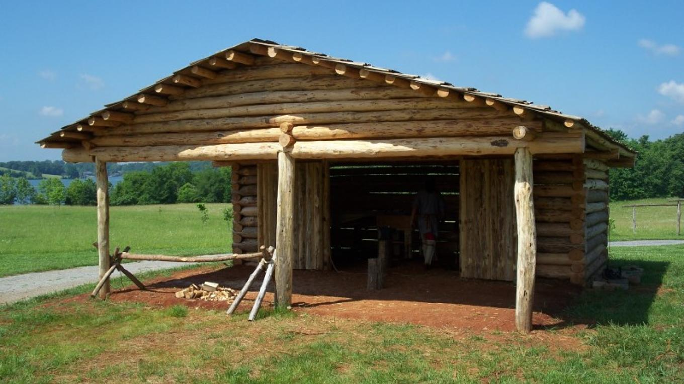 1809 Cherokee Blacksmith Shop – museum