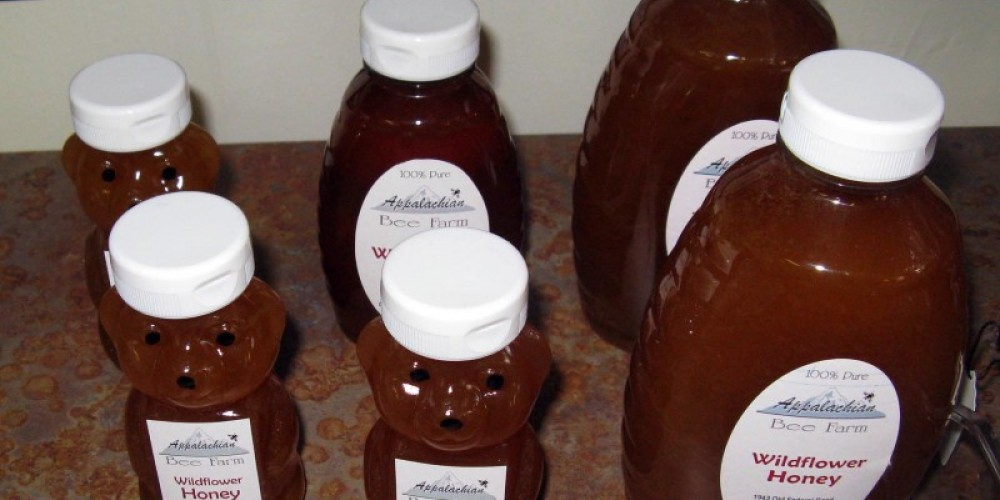 Local honey is available year-round, as long as the bees are cooperating. – Cheryl Maxwell