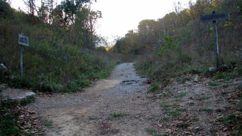 Daniel Boone's trail thru the  Cumberland Gap. – TNdaytripper