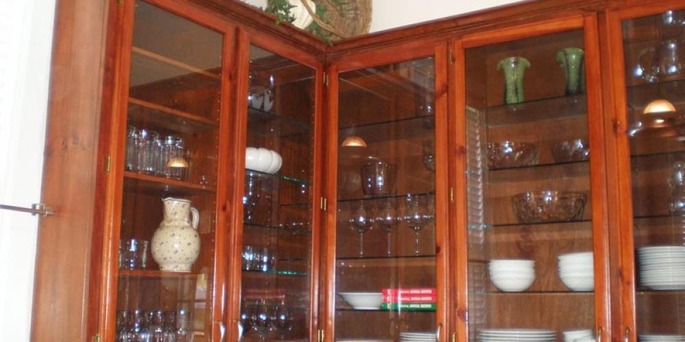 Kitchen cabinets. – Radonna Parrish