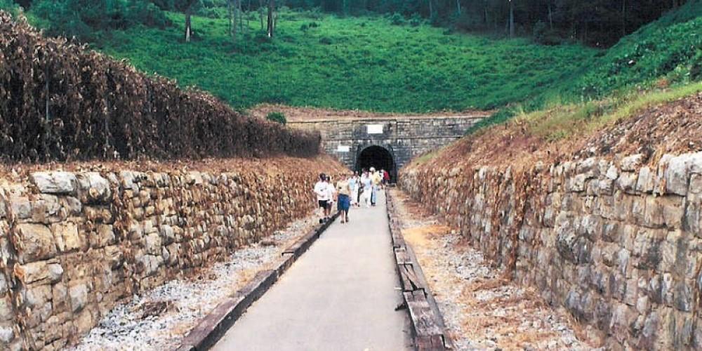 Historic Western & Atlantic Tunnel – Dalton CVB