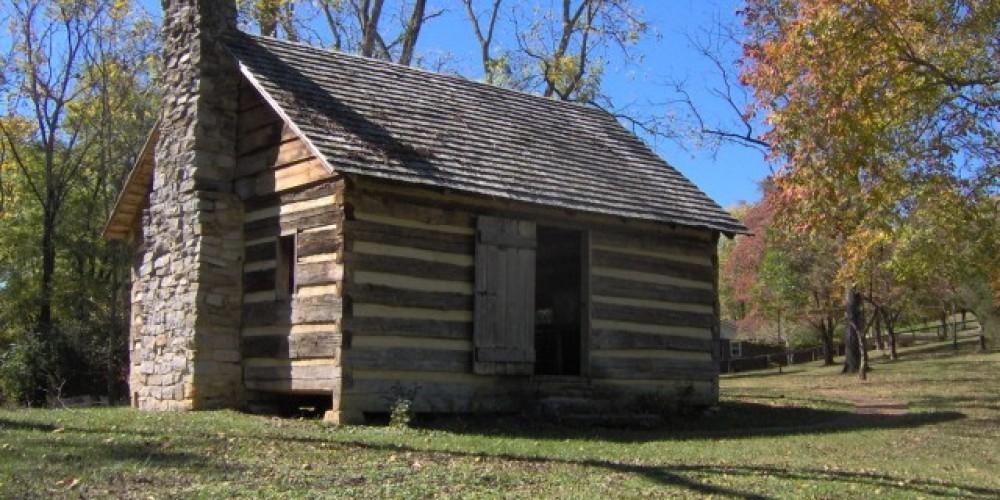 Sam Houston Schoolhouse – Brian Stansberry