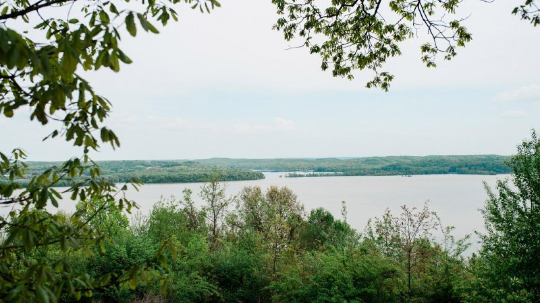A beautiful view of Kentucky Lake – Cari Griffith