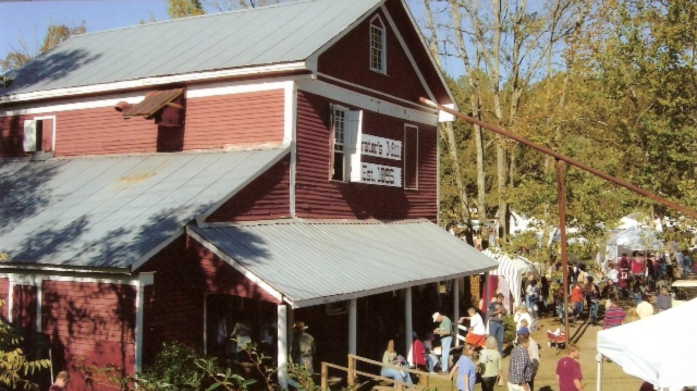 Prater's Mill Country Fair near Dalton, GA – Prater's Mill Foundation