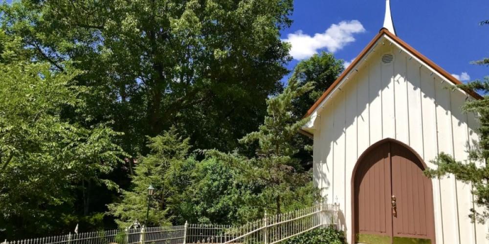 Small quaint Wedding Chapel – Ann Martin