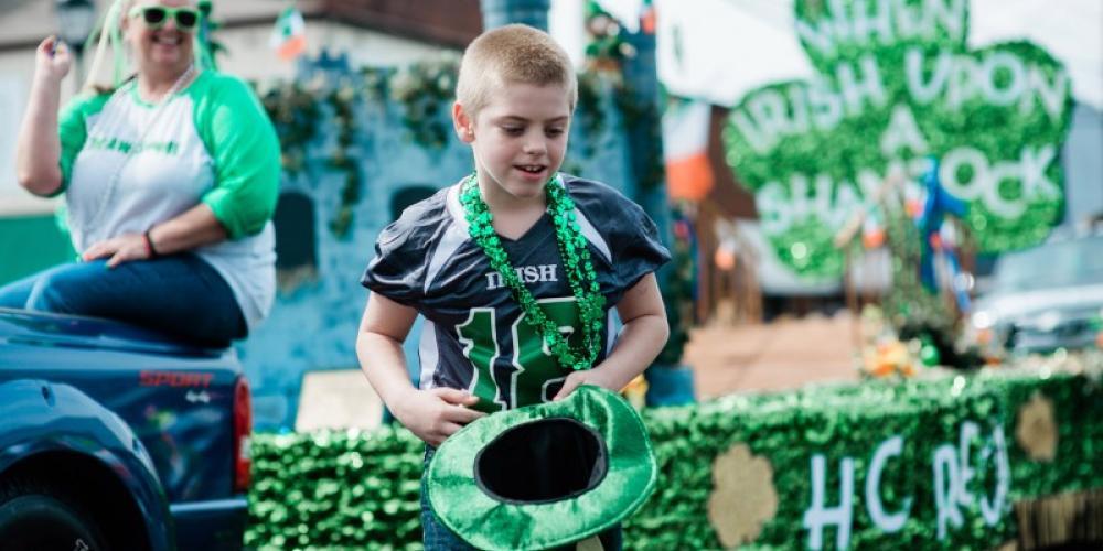 Irish Day Celebration – Cari Griffith
